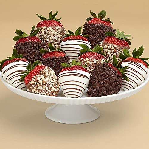 Gourmet Dipped Strawberries
