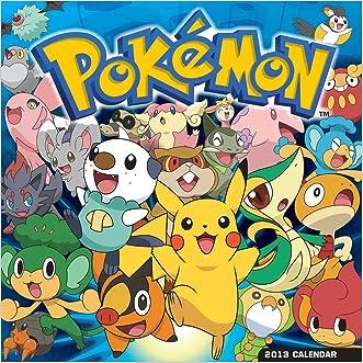 Pokemon 2013 Square 12x12 Wall