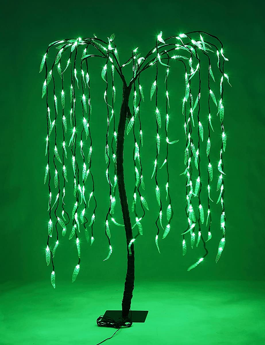 Lighted Willow Tree, 5.5 Feet