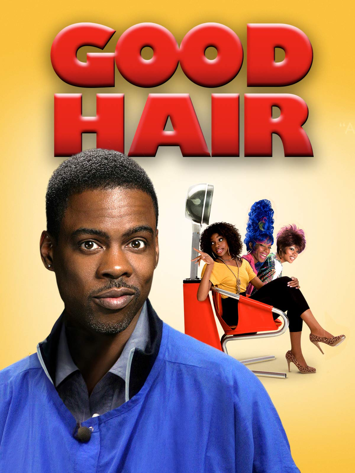 Good Hair on Amazon Prime Video UK