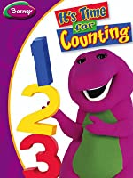 Barney:  It's Time For Counting