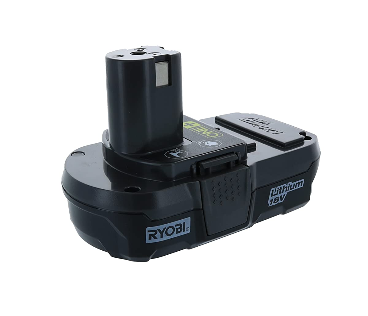 Ryobi P102 Genuine OEM 18V One+ Lithium Ion Compact Battery for Ryobi Cordless Power Tools
