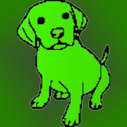 Doodle Dawg - Sketch, Draw, Color, Design on a blank canvas or photo