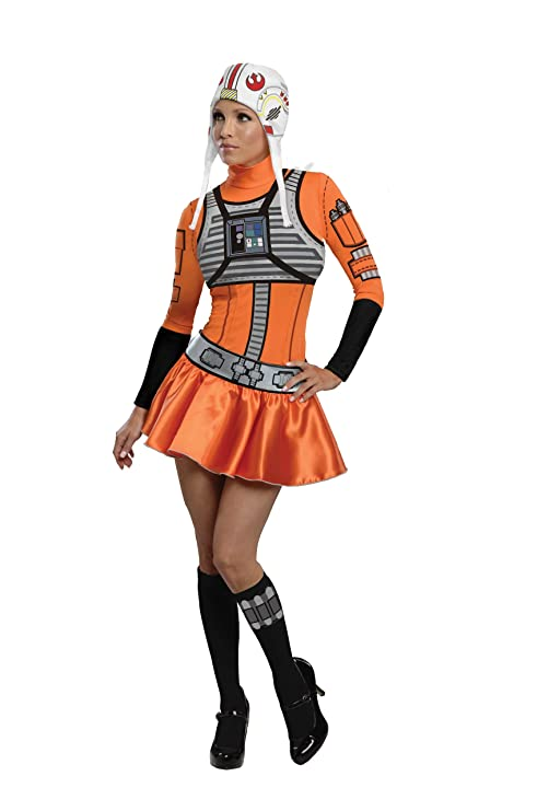 X-Wing Pilot Costume for Women