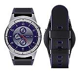 ZTE Quartz Smart Watch (Color: Silver)