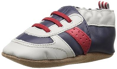 Amazon.com: Robeez Super Sporty Crib Shoe (Infant): Shoes