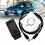 HonsCreat for BMW Scanner 1.4.0 Programmer V1.4 ECU EEPROM Diagnostic Code Reader for E38 E39 E46 E53 (Must Work with Windows XP)