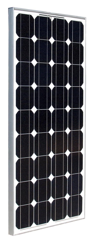 Ramsond 100 Watt 100w W Monocrystalline Photovoltaic PV Solar Panel