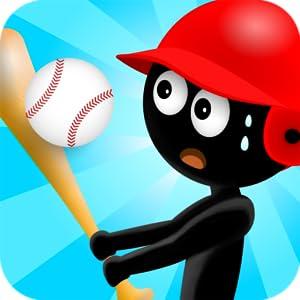 Stickman Baseball from WISEIT