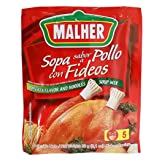 Malher Chicken-Pasta Soup 2.1 oz - Sopa de Pollo-Fideo (Pack of 1) (Tamaño: Pack of 1)