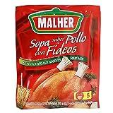 Malher Chicken-Pasta Soup 2.1 oz - Sopa de Pollo-Fideo (Pack of 1) (Tamaño: Pack of 1)