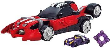 【クリックで詳細表示】Amazon.co.jp | 仮面ライダードライブ 三段変形 DXトライドロン | おもちゃ 通販