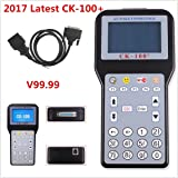Latest CK-100+ CK 100 Car Key Programmer V99.99 Generation Multi-language SBB