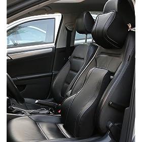 Best car seat covers - Love Home Premium Car Lumbar Cushion and Car Neck Pillow Kit