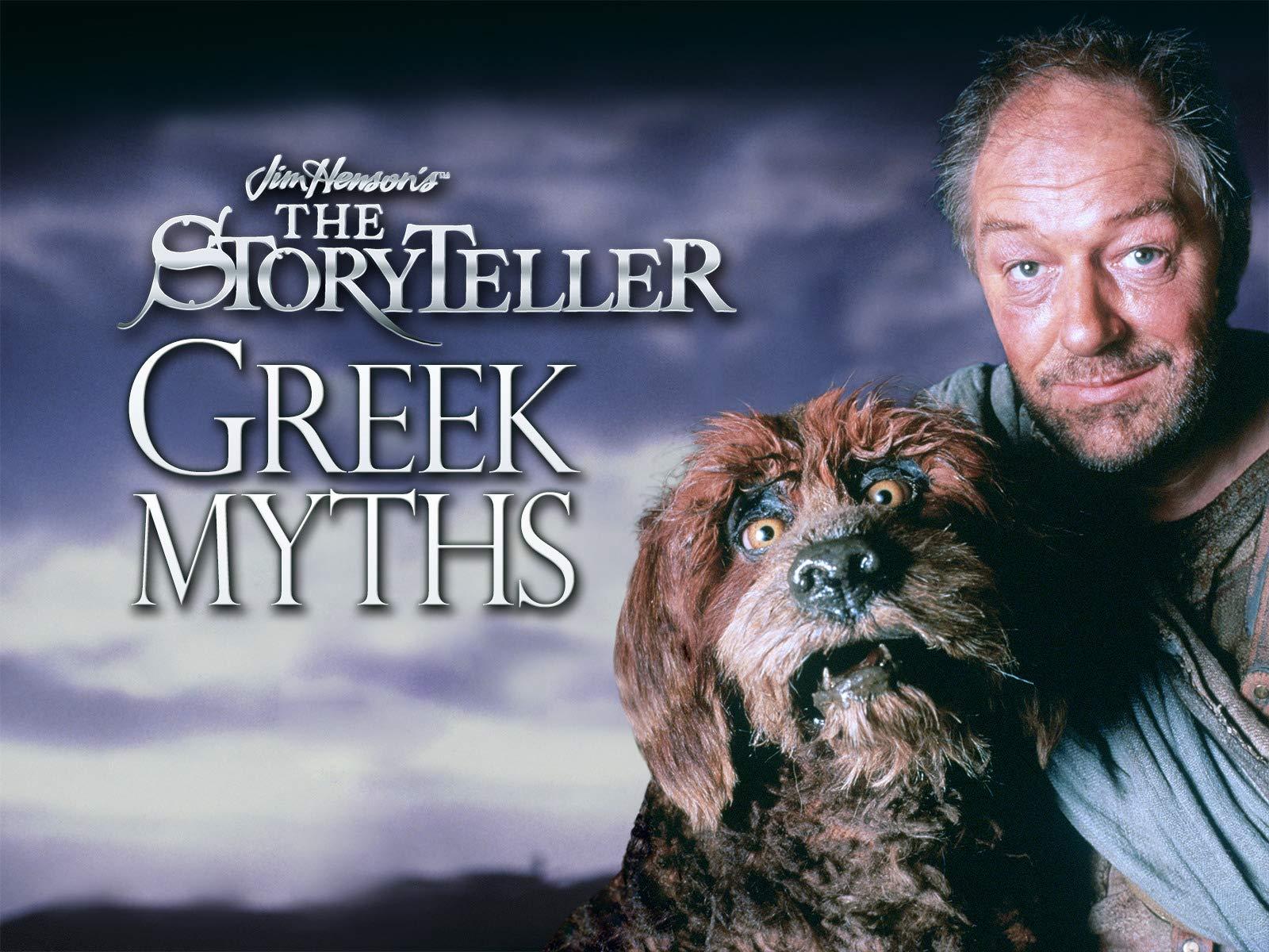 Jim Henson's The Storyteller: Greek Myths on Amazon Prime Video UK