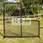 FORTRESS 7ft x 7ft Baseball L-Screen...