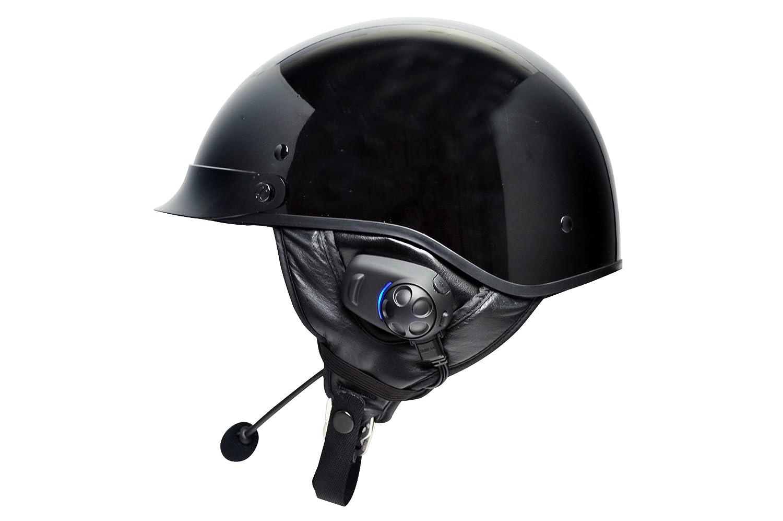 SENA SPH10H-FM-01 Half Helmet Bluetooth Stereo