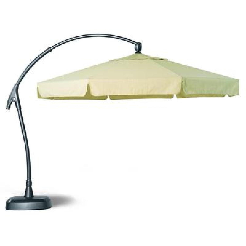 Hartman Scope Parasol Ampelschirm rund 320 x 320 cm Natur – ohne Schirmständer online kaufen