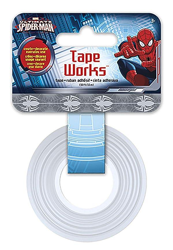 Tape Works Sbtape Spider Man (Color: Multi)