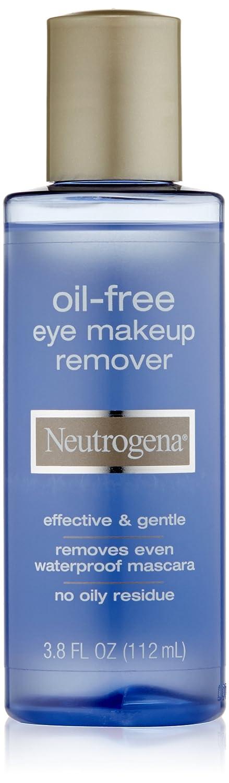 Oil free eye makeup