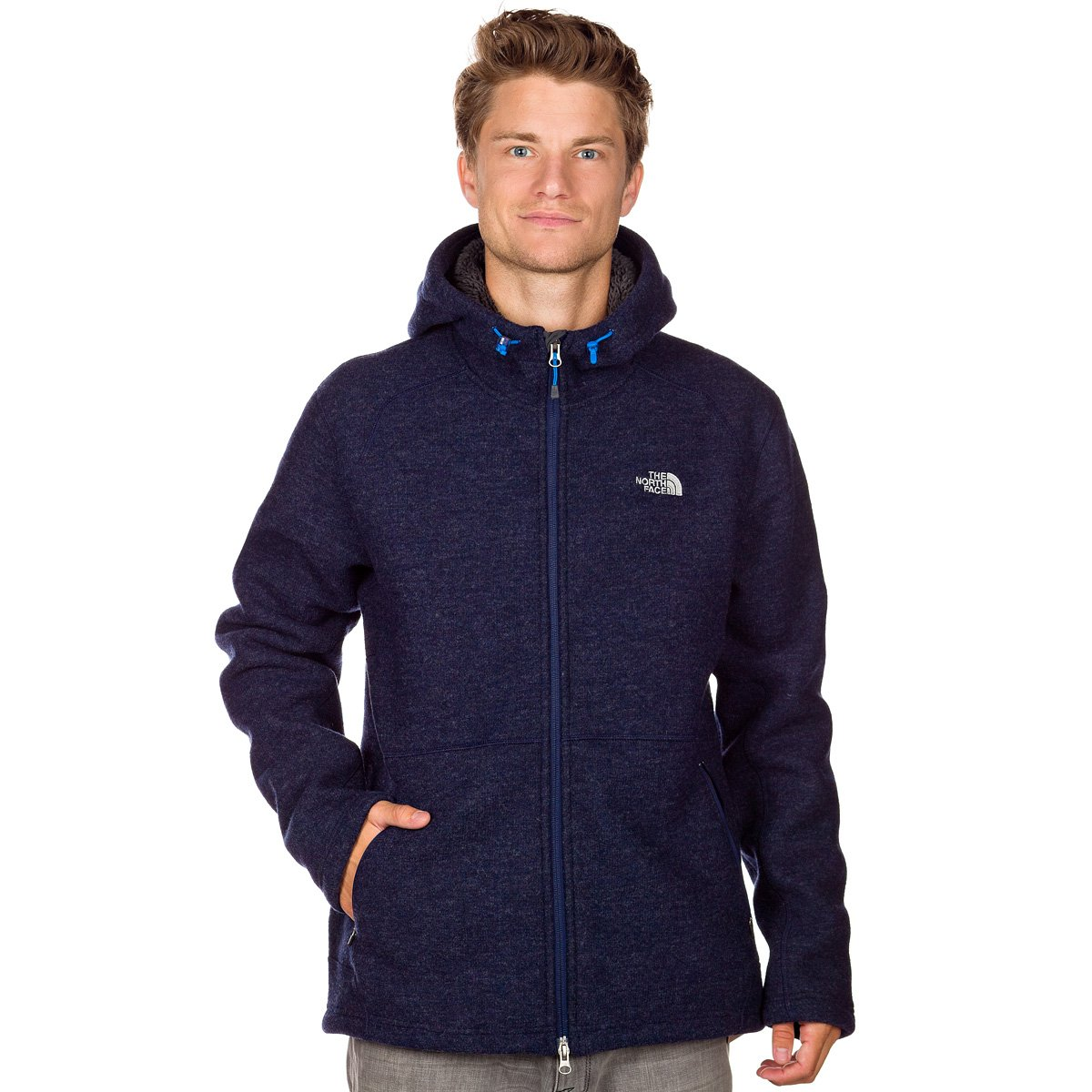 THE NORTH FACE Herren Kapuzenjacke Zermatt Full Zip Men'