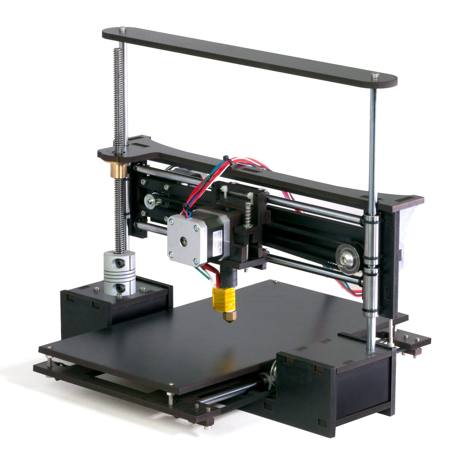 TwoUp 3D Printer Kit 7″ x 7″ x 5″
