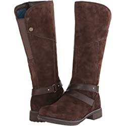 The North Face Bridgeton Womens Boots - Demitasse Brown