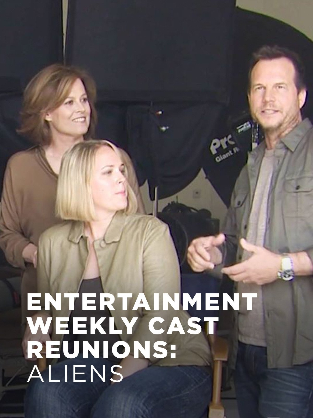 Entertainment Weekly Cast Reunions: Aliens on Amazon Prime Video UK