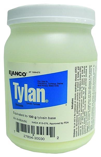 Tylan Soluble Powder By Elanco