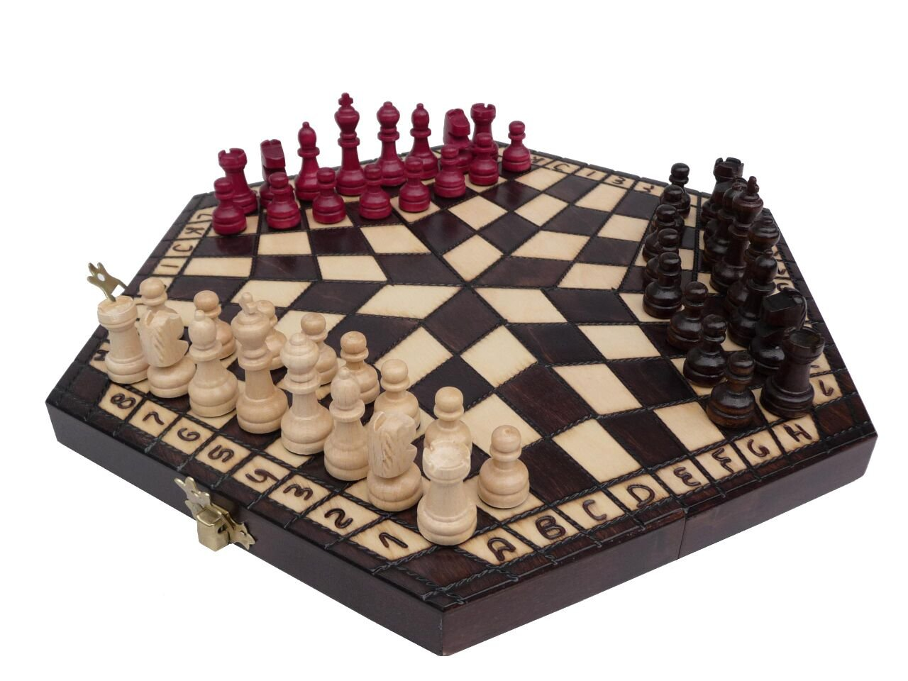 3 Personen Schach + Test 2017 ++NEU++ Günstig Kaufen