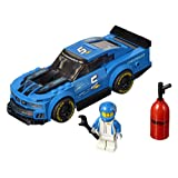 LEGO Speed Champions Chevrolet Camaro ZL1 Race Car 75891 Building Kit (198 Piece) (Color: Multi)