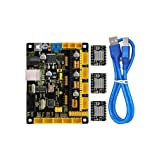 KEYESTUDIO CNC Kit /V0.9A Shield +4988 Driver with Heat Sink for Arduino