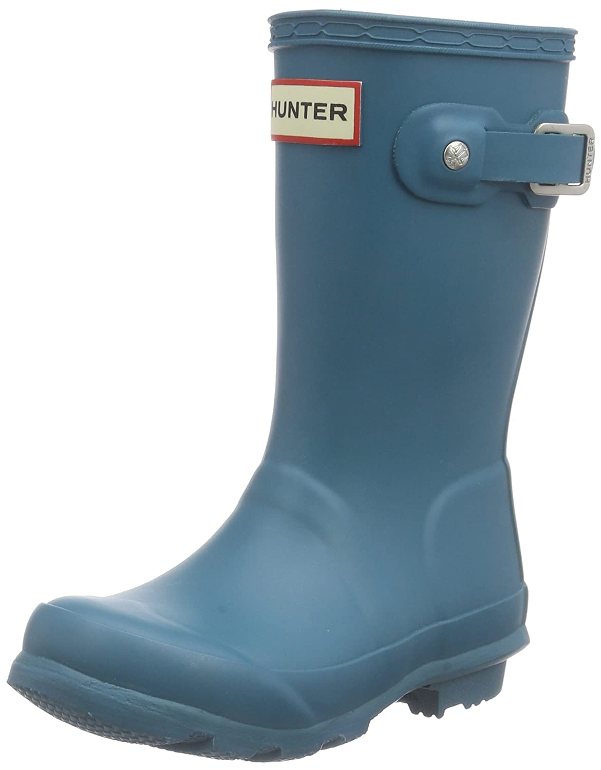 Hunter HUNTER ORIGINAL KIDS Unisex-Kinder Kurzschaft Gummistiefel