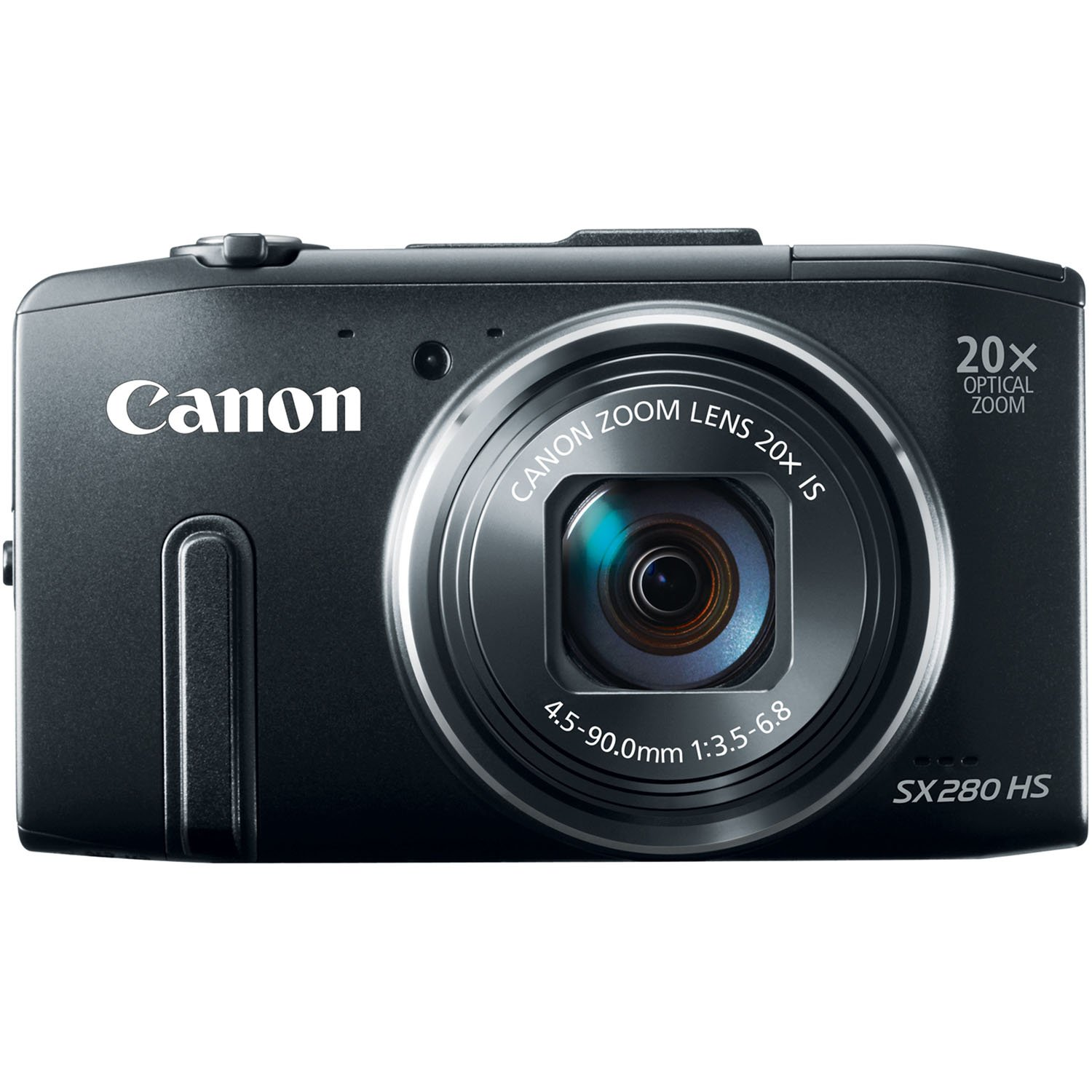 Canon PowerShot SX280 12MP Digital Camera with 20x Optical Image Stabilized Zoom with 3-Inch LCD ($199.00)