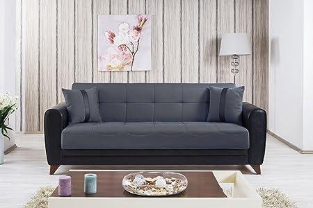 Bella Vista Sofa bed | Prusa Gray