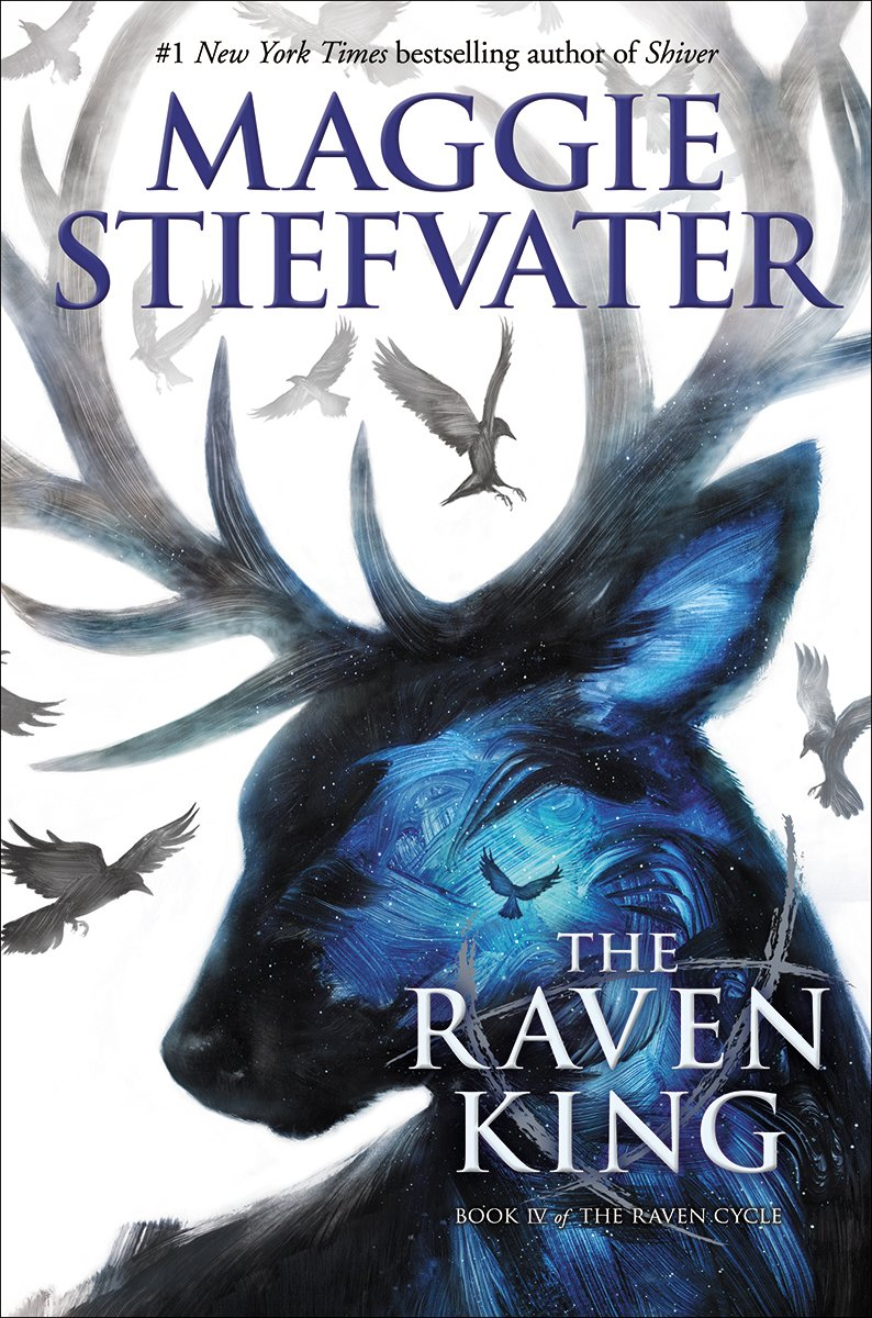 The Raven King (The Raven Cycle, Book 4) ISBN-13 9780545424981