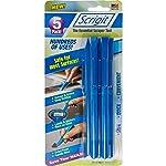 Scrigit Scraper Scratch-Free Cleaning Tool (Pack of 5)