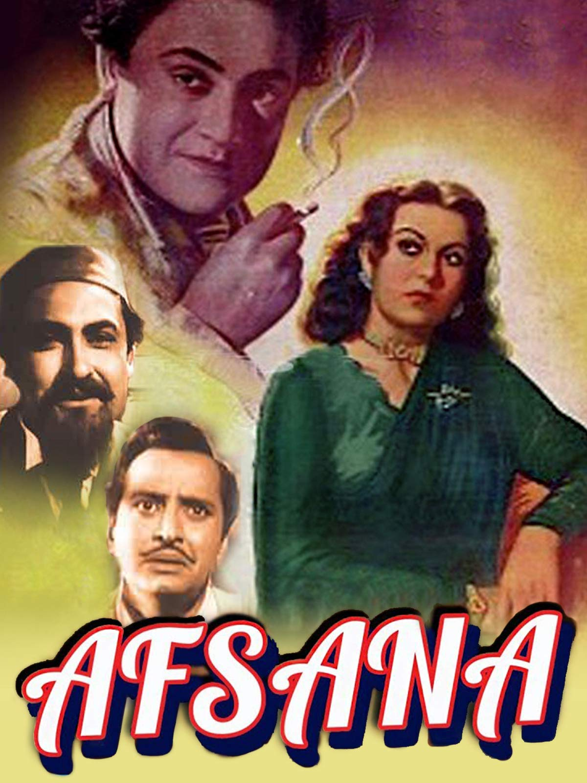 Afsana on Amazon Prime Video UK