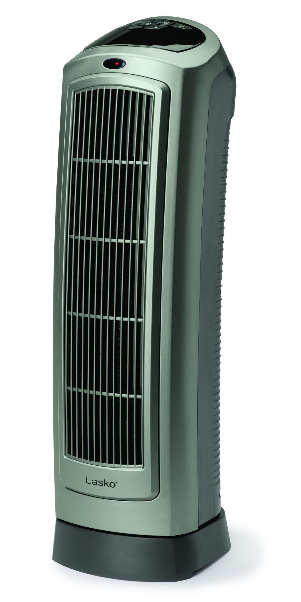 Lasko 5538 Ceramic Tower Heater With Remote Control Ebay