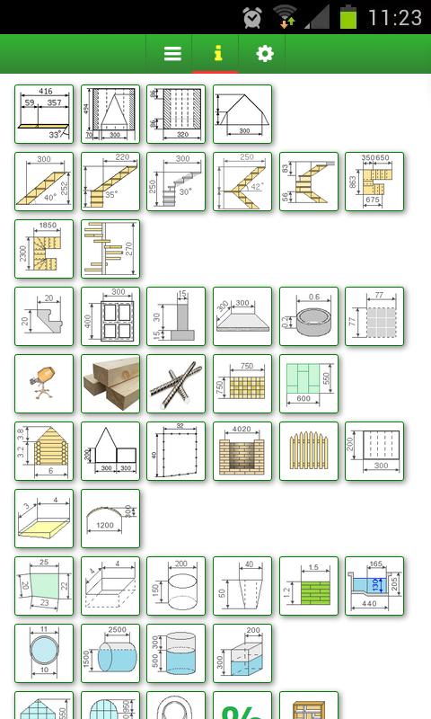 46 Building Calculators Hardware Building Materials