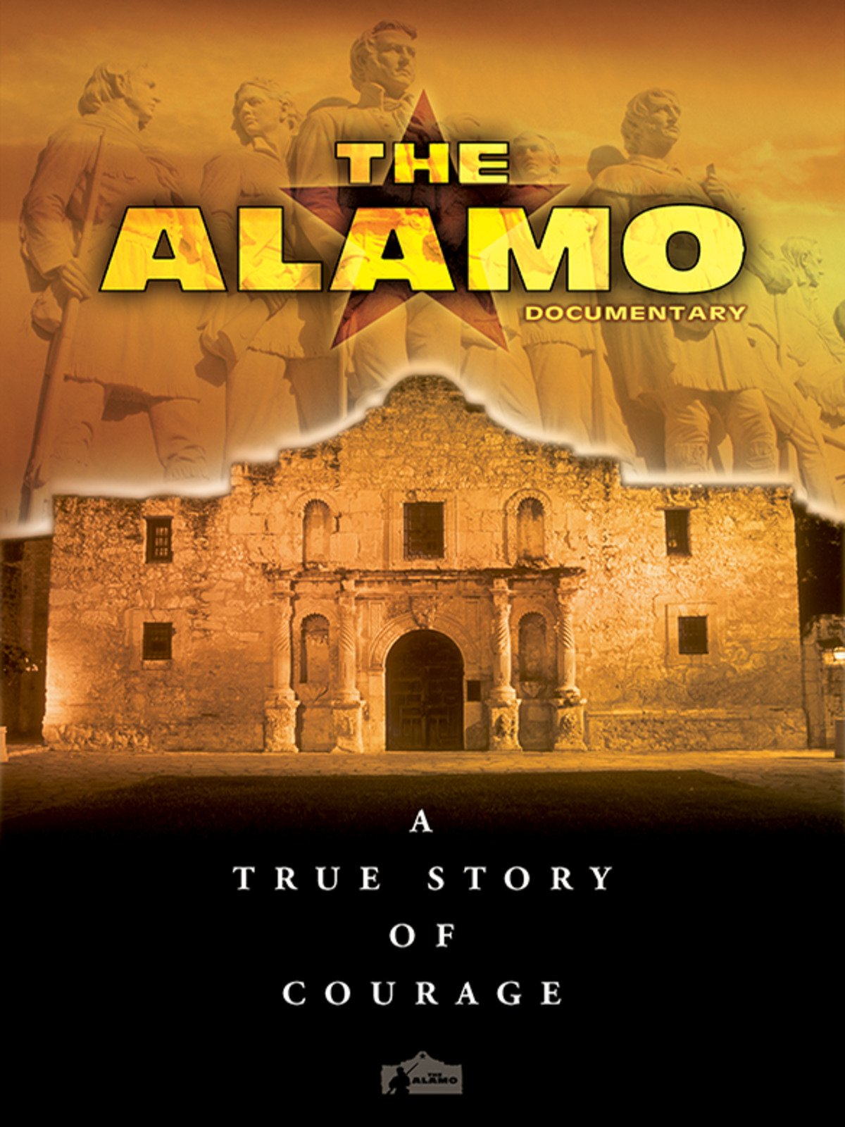 The Alamo: A True Story of Courage on Amazon Prime Instant Video UK