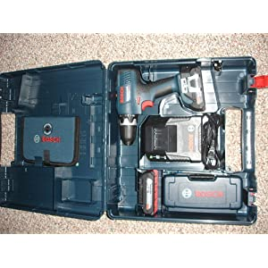 Bosch DDB180-02 Case