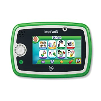 LeapPad 3 Learning Tablet - Green