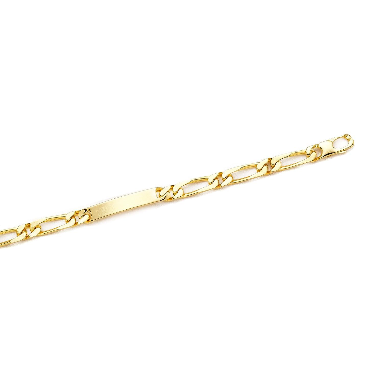 SF Bijoux Damen-Herren-Armband vergoldet jetzt bestellen