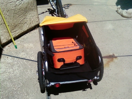 best bicycle trailer, bicycle trailer review
