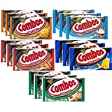 Combos Baked Snacks Pretzel and Cracker Variety Pack 1.7 Ounce Bags (15 Pack) (Tamaño: 15 Pack)