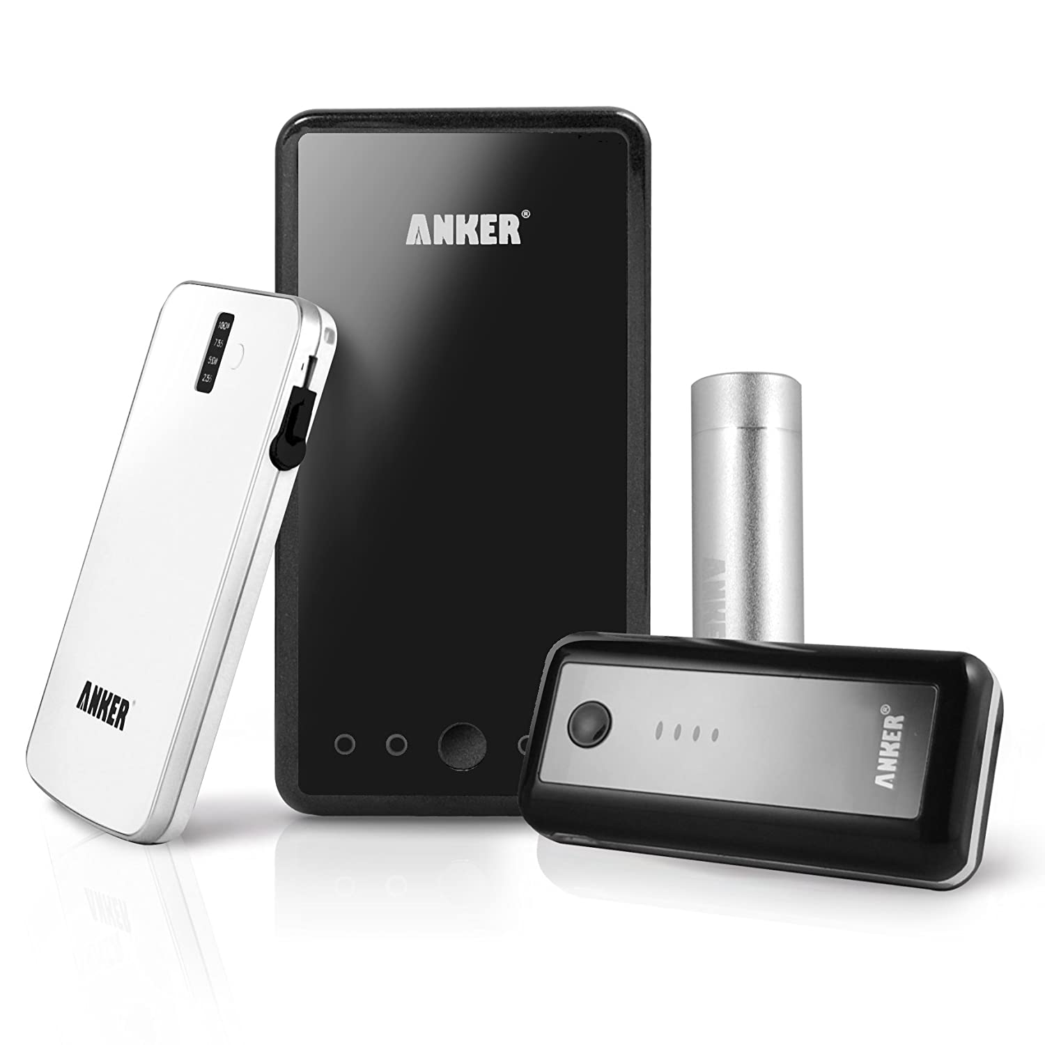 Anker  Astro Family Holiday Gift Pack 4 External Batteries