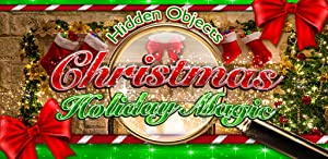 Hidden Objects - Christmas Holiday Magic Celebration & Object Time Puzzle Santa Winter Games from Detention Apps