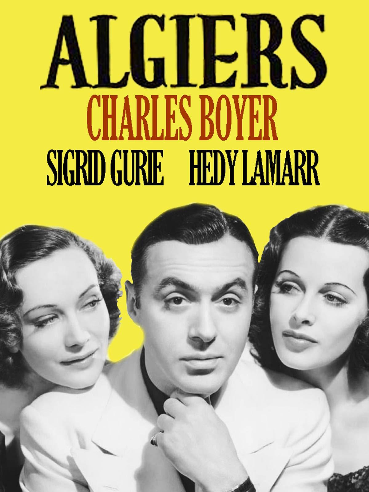 Algiers on Amazon Prime Video UK