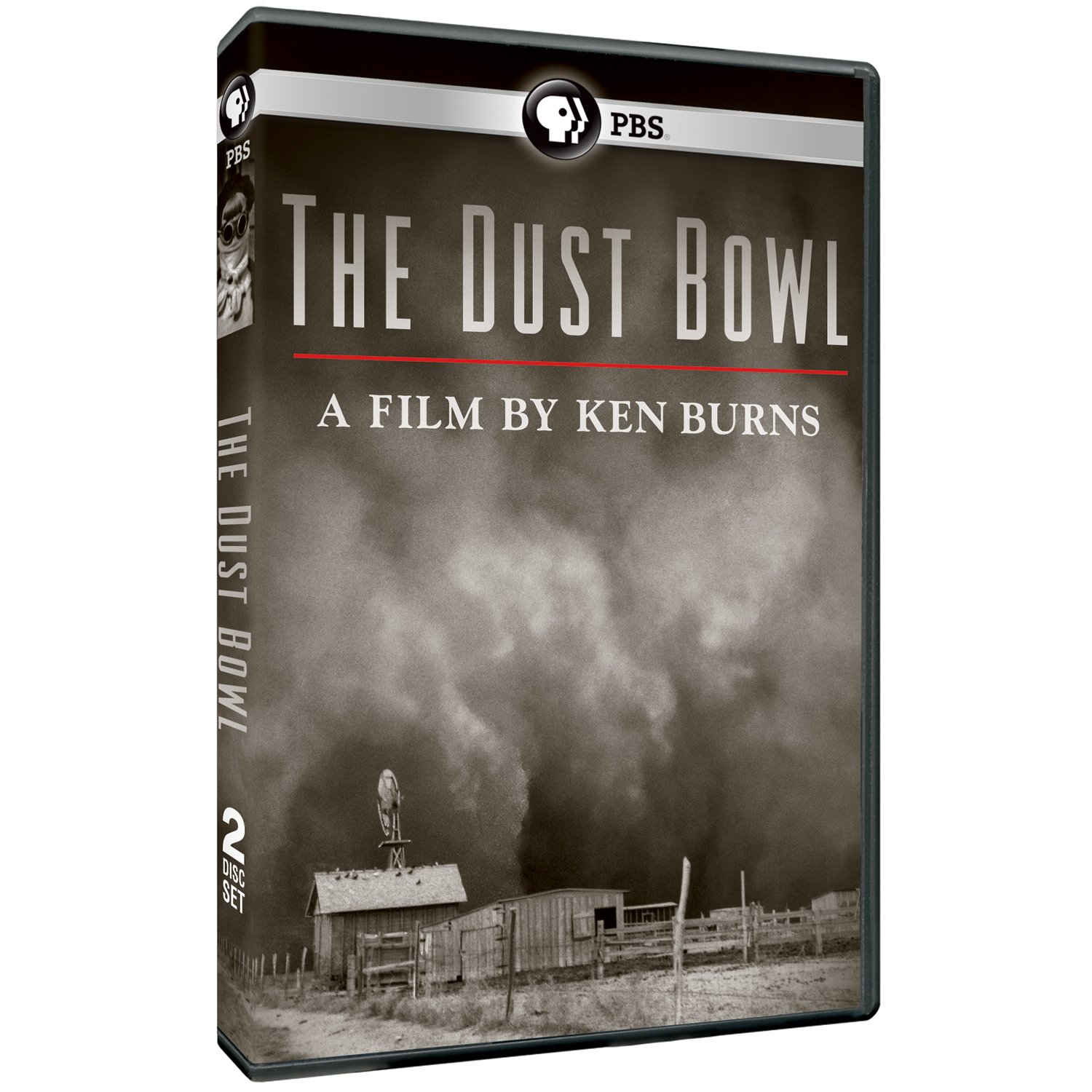 discussing ken burns documentary the dust bowl released in 2012